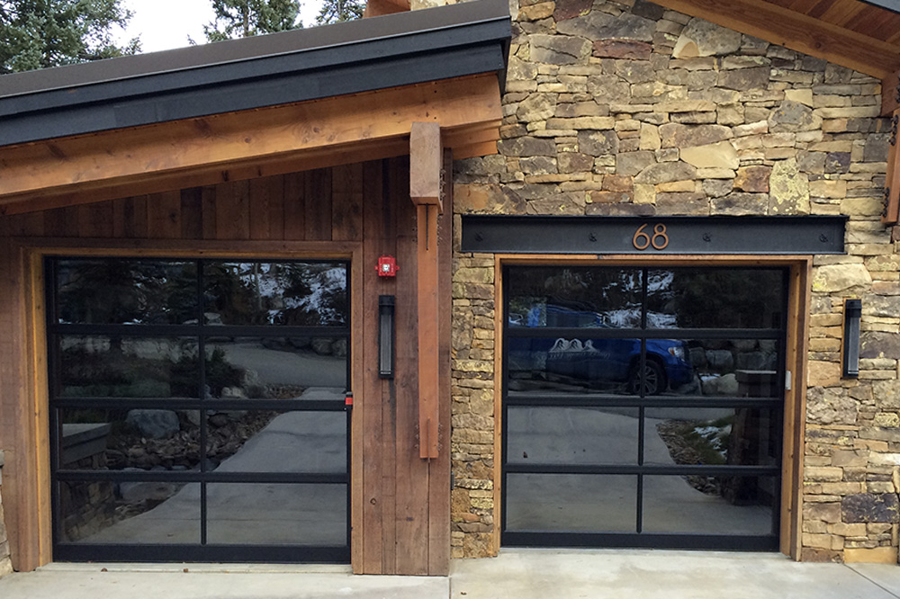Pre-Fab Steel Doors from Altitude Garage Door