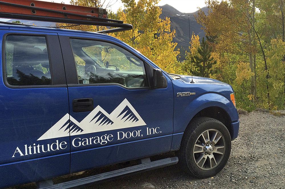 Contact Altitude Garage Door