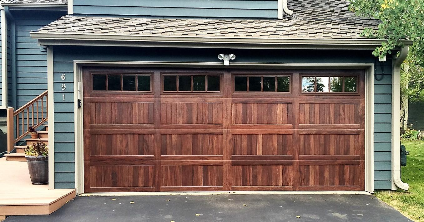 Ankmar door 982 r value 7 6 3 year lifetime for R value of wood garage door